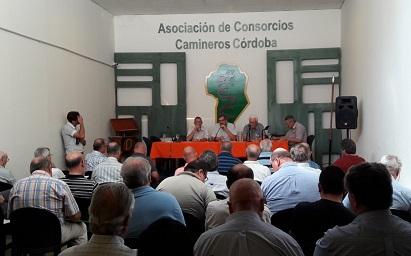 Consorcio Caminero: Convocatoria a Asamblea