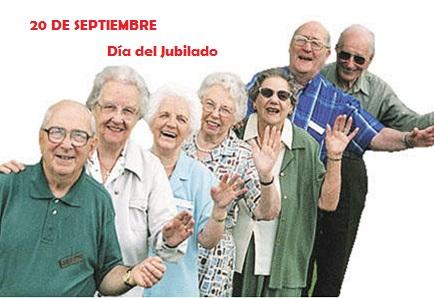 Los Jubilados celebrarán su día