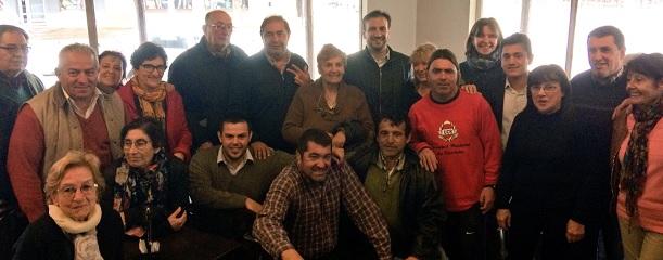 Cambiemos: Diego Mestre visitó nuestra ciudad