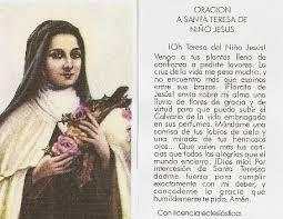 Procesión en honor a Santa Teresita en Olmos