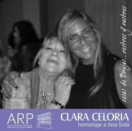 Clara Celoria homenaje a Ana Solá