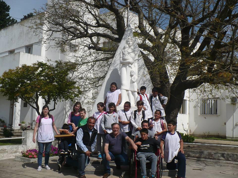 La Junta Municipal de Historia explicó hechos del pasado local a estudiantes