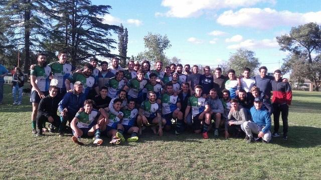 Rugby: Social Carlota Semifinalista