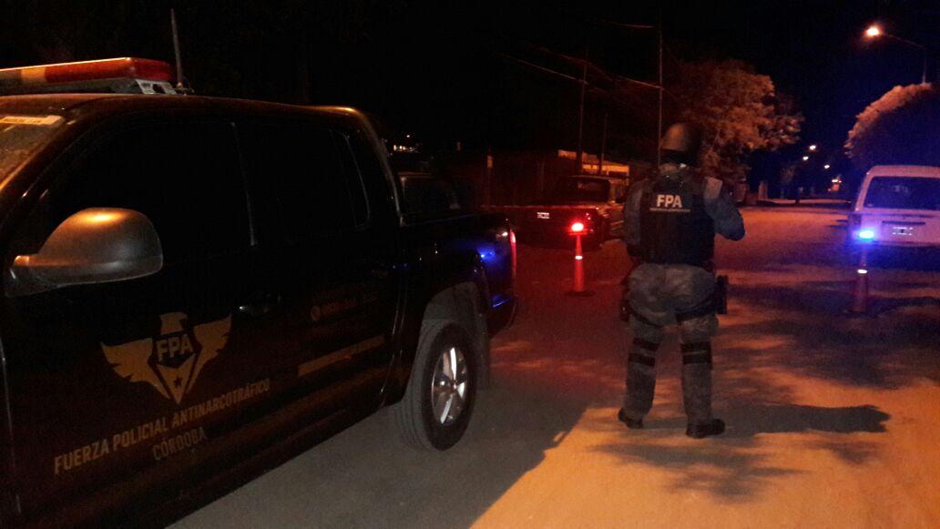 Un detenido y más de tres kilos de cocaína secuestrados en Villa Nueva