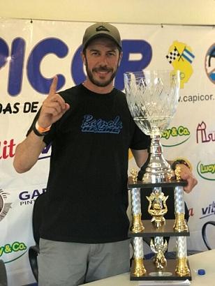 Alejandro Arzú Campeón