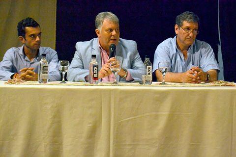 El intendente Fabio Guaschino abrió el Foro Regional sobre turismo de lagunas y fortines