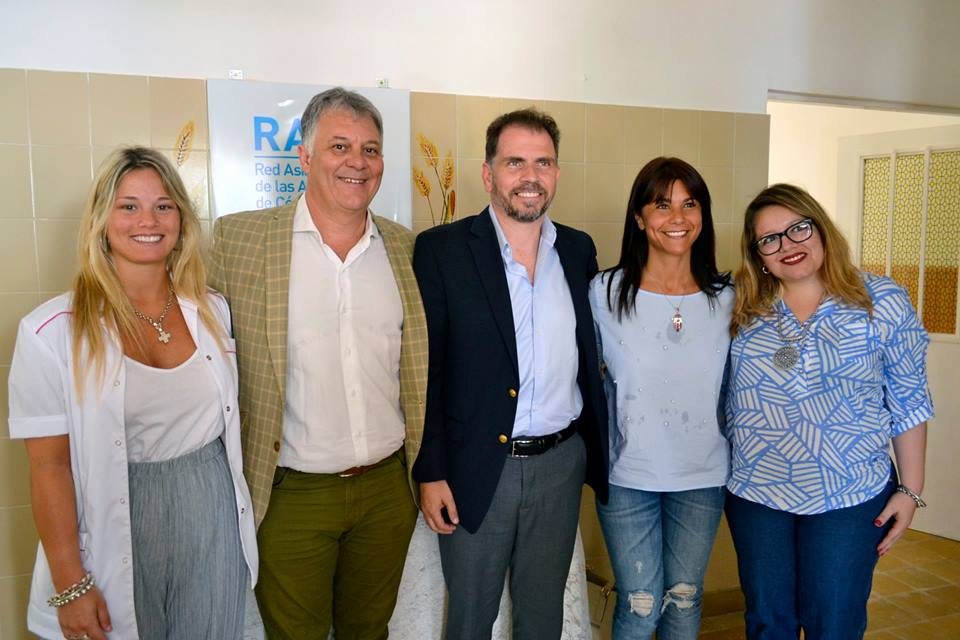 Inauguraron Centro asistencial especializado en adicciones