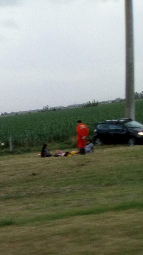 Falleció un motociclista tras choque frontal cerca de Los Cisnes