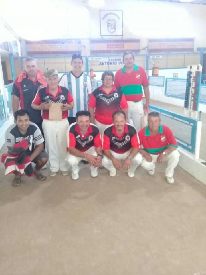 Torneo cierre de Juárez Celman