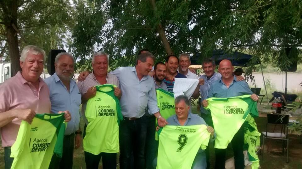 La Comunidad Regional Juárez Celman tiene equipo: los intendentes