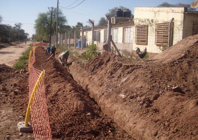 60 hogares del plan Eva Duarte tendrán pronto la red de gas natural