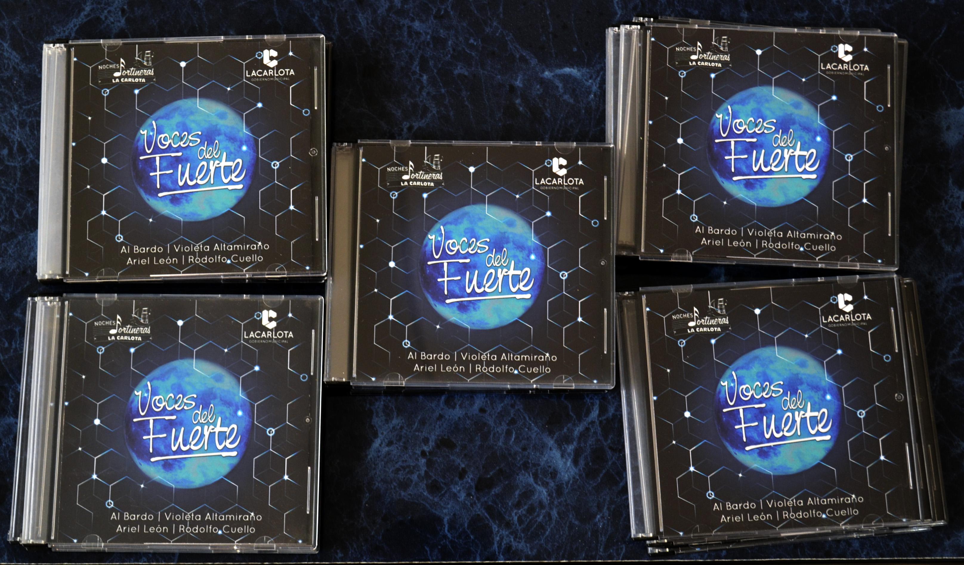 """Presentan el CD """"Voces del Fuerte"""""""