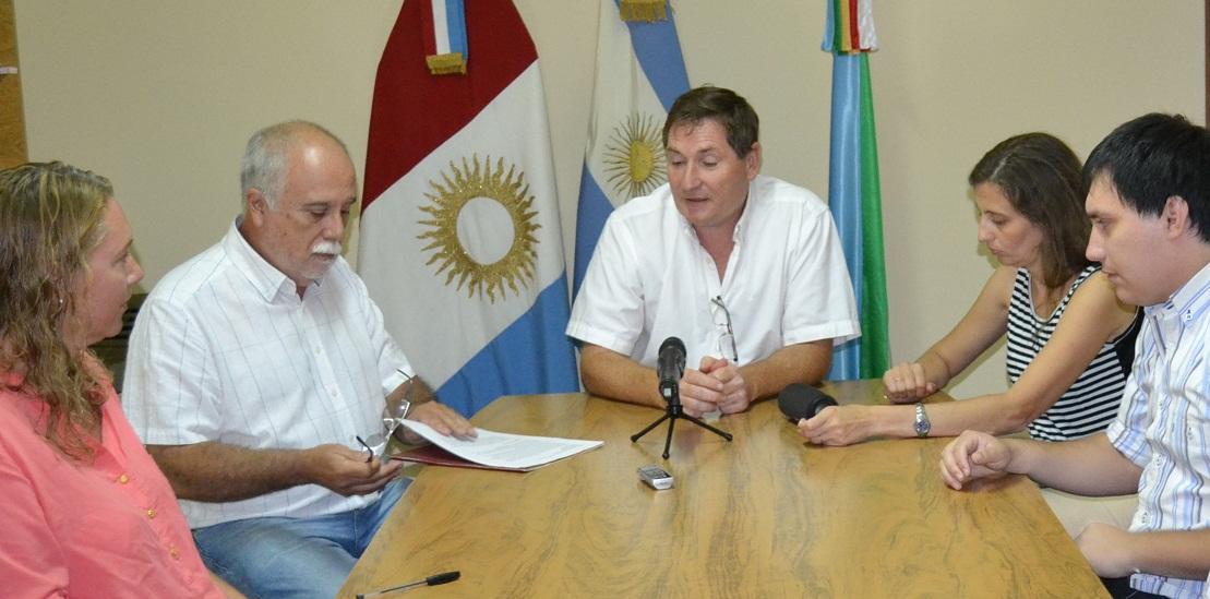 Ucacha: superávit municipal en $270 mil