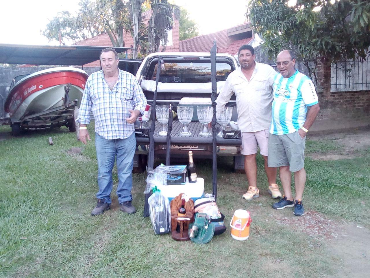 Campeones Argentinos de pesca del Dorado