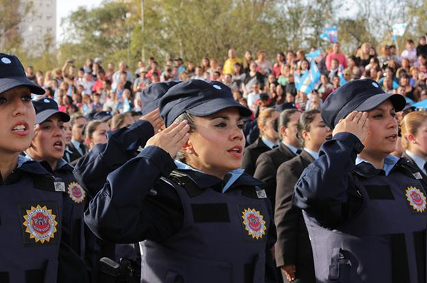 Habilitan el ingreso 2018 a la escuela de Suboficiales de Policía