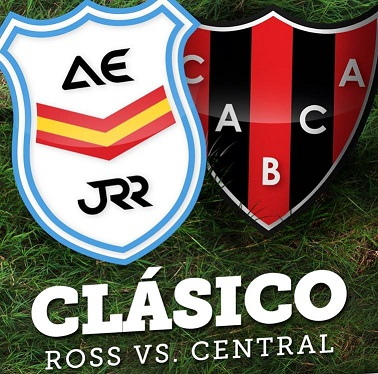 LIGA DE CANALS:   Primera fecha Ross-Central