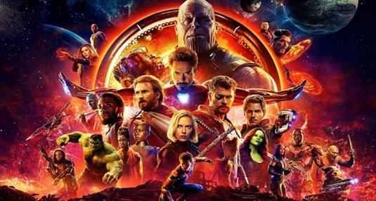 Avengers: Infinity War ¿El cine de superhéroes está de moda?