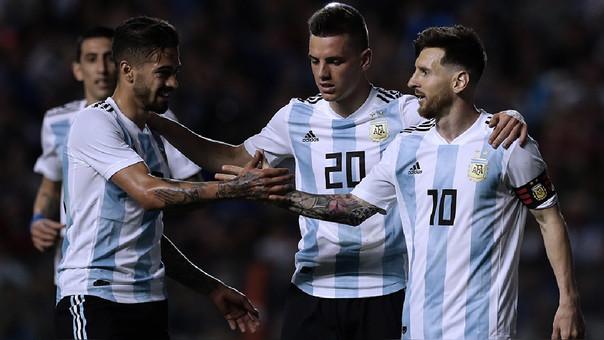Argentina triunfa contra Haití: Messi protagonista de la noche