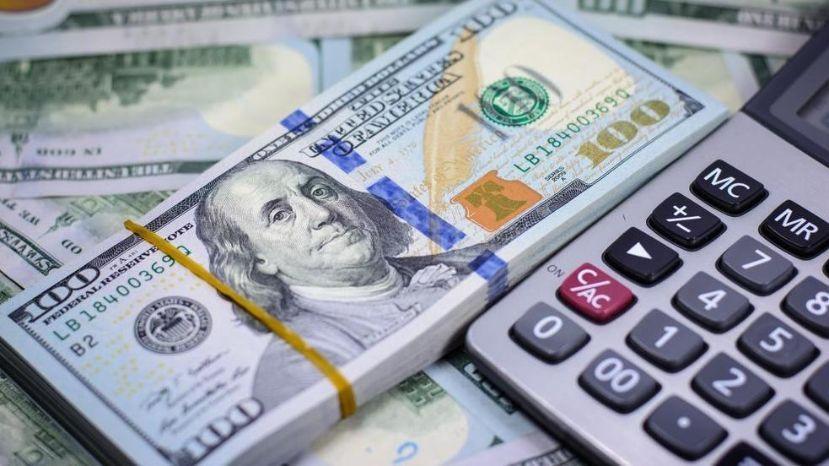 El dólar avanzó a $ 25,25