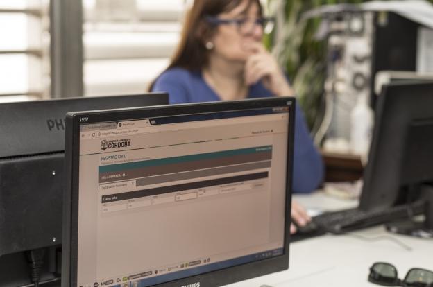 Unión, el primer departamento que digitalizó todos sus registros civiles