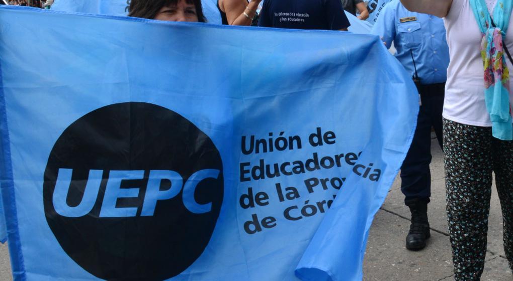 El Gobierno Provincial convocó a UEPC