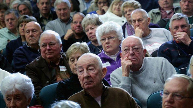 Declaran inconstitucional la suba de marzo a jubilados
