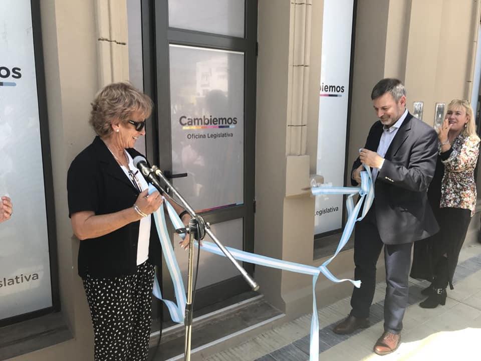 Polémica: Unión por Córdoba cruzo a Cambiemos por la oficina legislativa en La Carlota