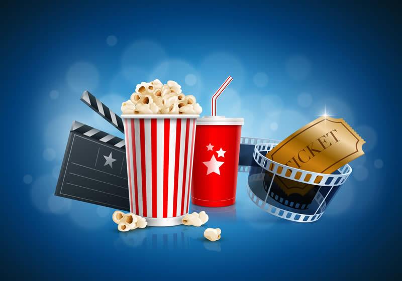 Cine para niños en vacaciones