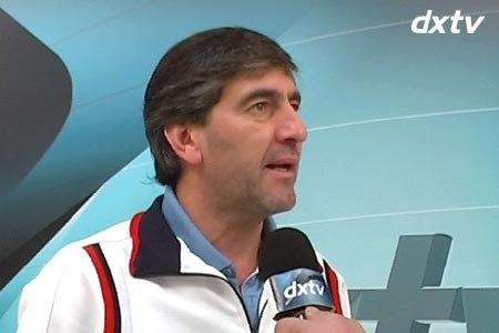 El profesor Jorge Gigena fue despedido del club Central Argentino