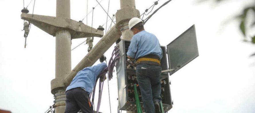 Domingo: Disminución del servicio deaguapotable y energía