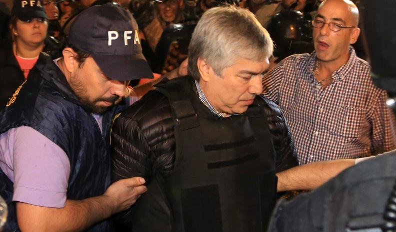 La Justicia determinó la quiebra de la empresa de Lázaro Báez