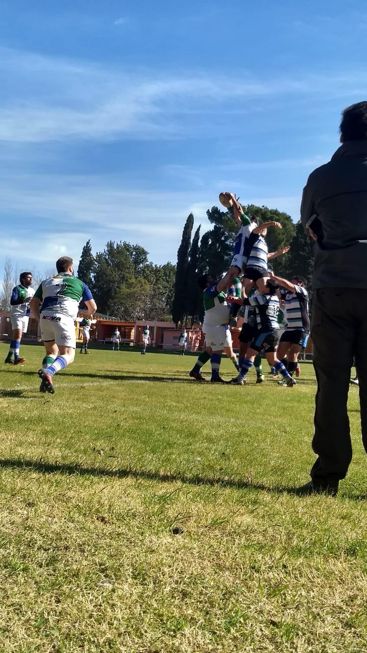 Rugby: victoria del Social Carlota