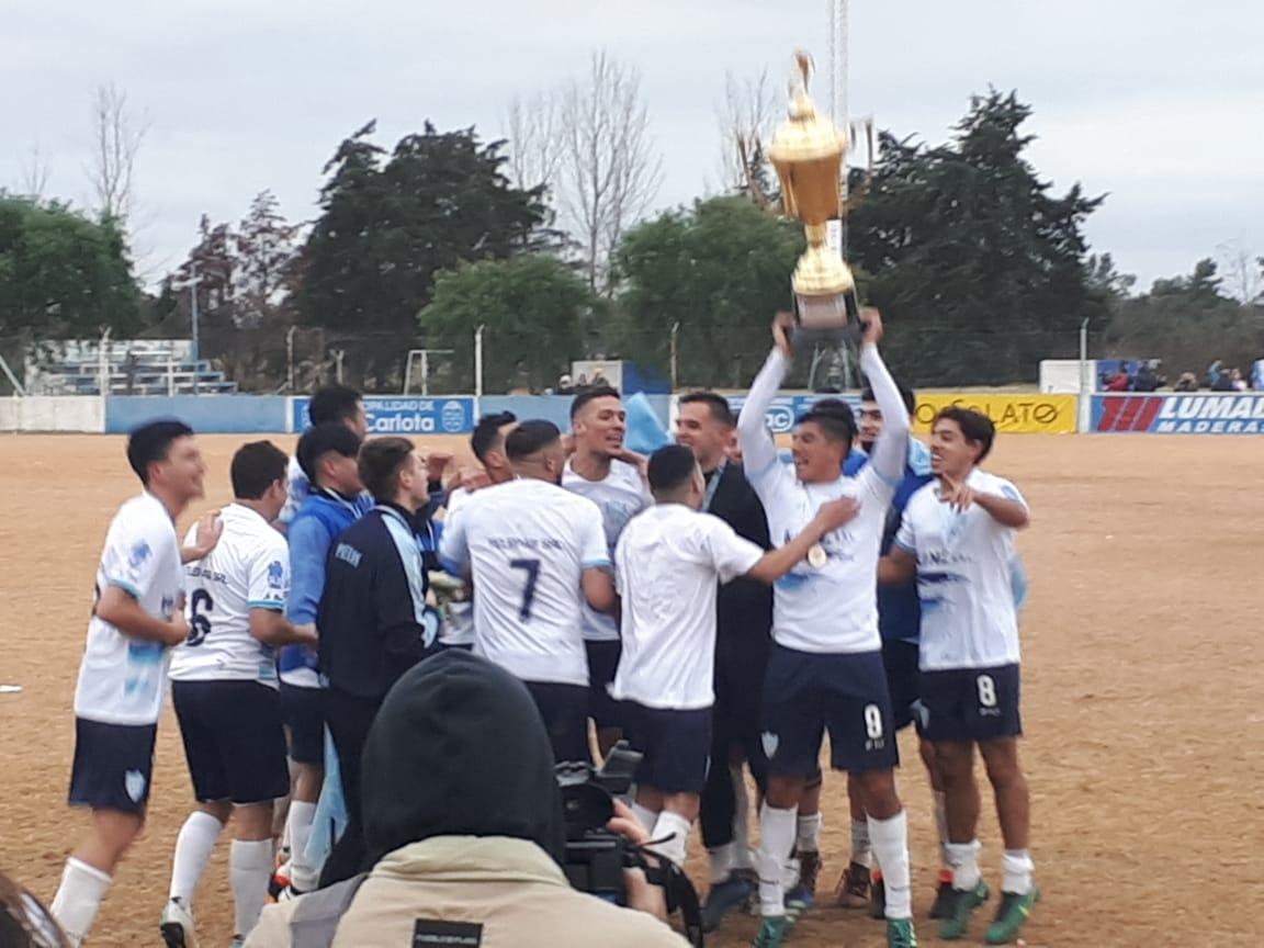 PABELLON: Campeón del Clausura