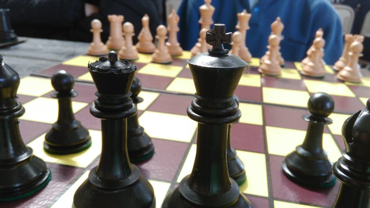 Se llevo a cabo el íntercolegial de ajedrez con más de 200 chicos