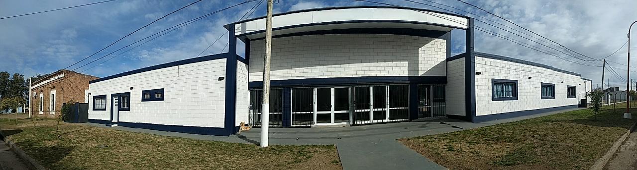 En Los Cisnes inauguran el nuevo edificio del secundario