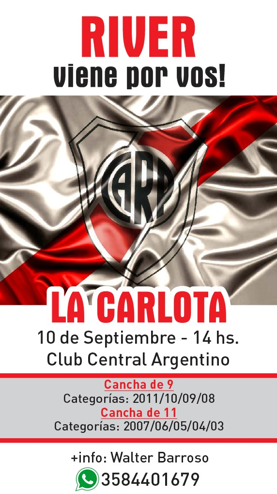 River Plate en La Carlota