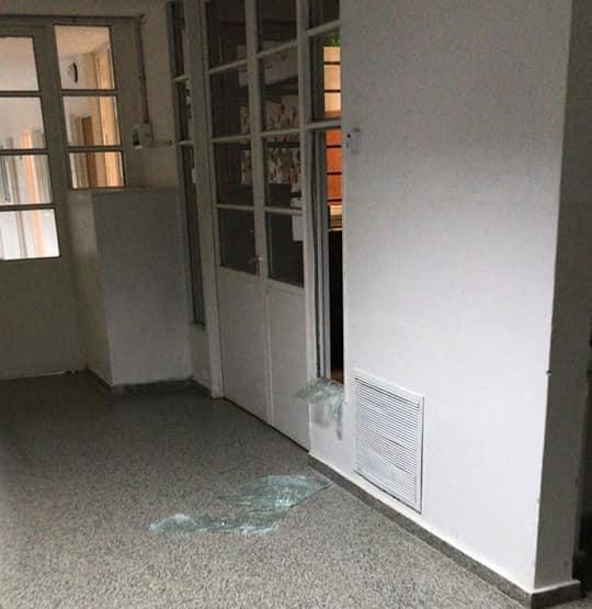 Hecho vandálico en el IPET N°255