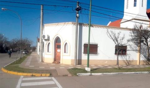 Entraron a robar en casa parroquial de Huinca Renancó