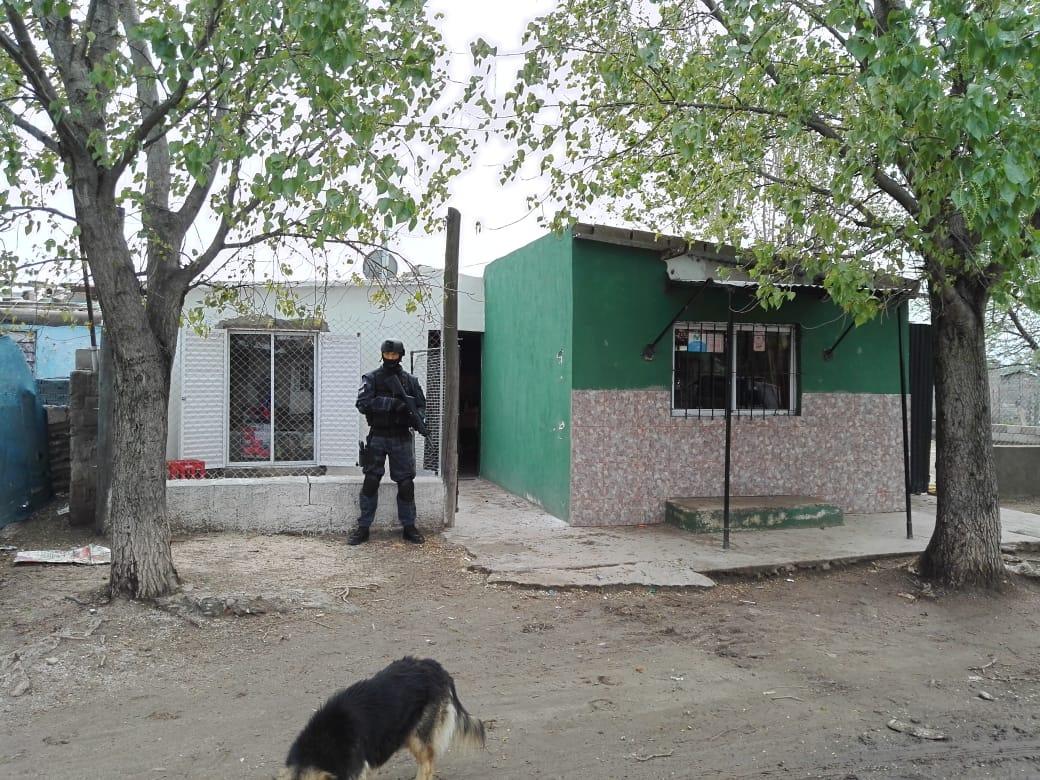 La FPA desarticuló una banda narco familiar en Río Cuarto. 7 detenidos