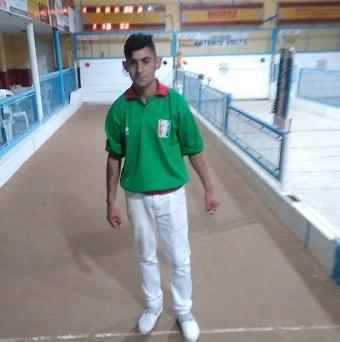 Torneo selectivo individual sub 18 fue para Carranza