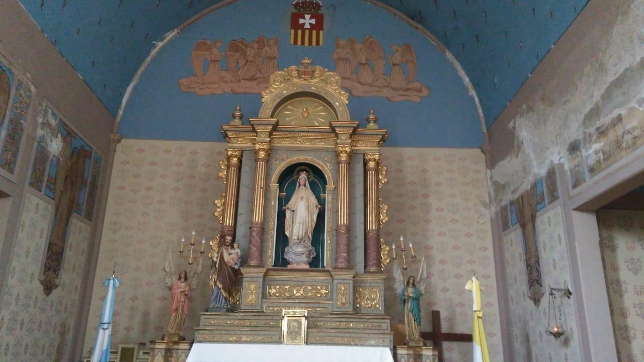 INMM realiza sorteo para recaudar fondos por la restauración de su capilla
