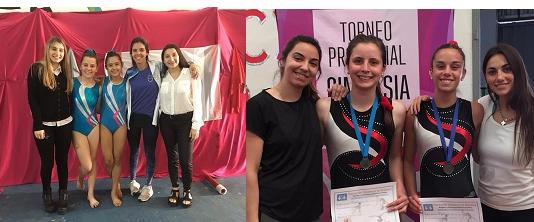 Torneo Provincial de Gimnasia Artística