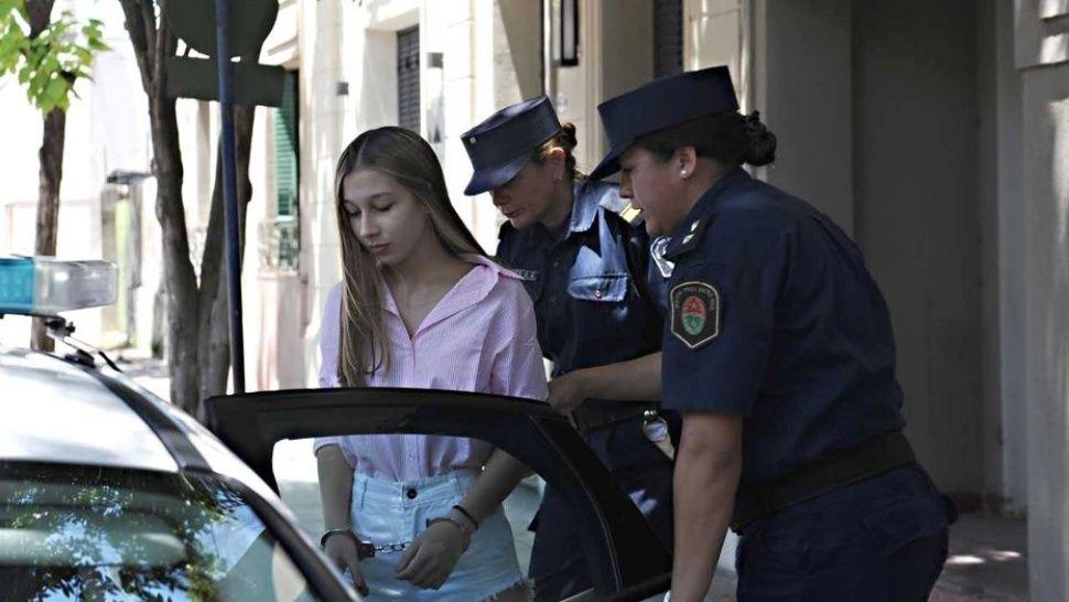 Trasladaron a la cárcel de mujeres de Paraná a Nahir Galarza