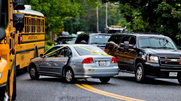 Un tiroteo en Maryland dejó 4 muertes