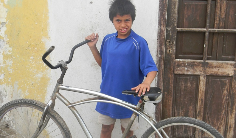 Un niño encontró 25 mil pesos y los devolvió