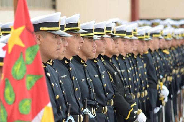Está abierto el ingreso 2019 a la Escuela de Oficiales de Policía