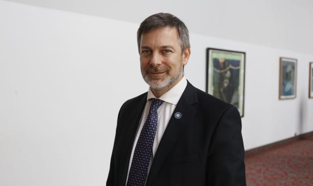 Javier Pretto: ¿Un posible candidato?