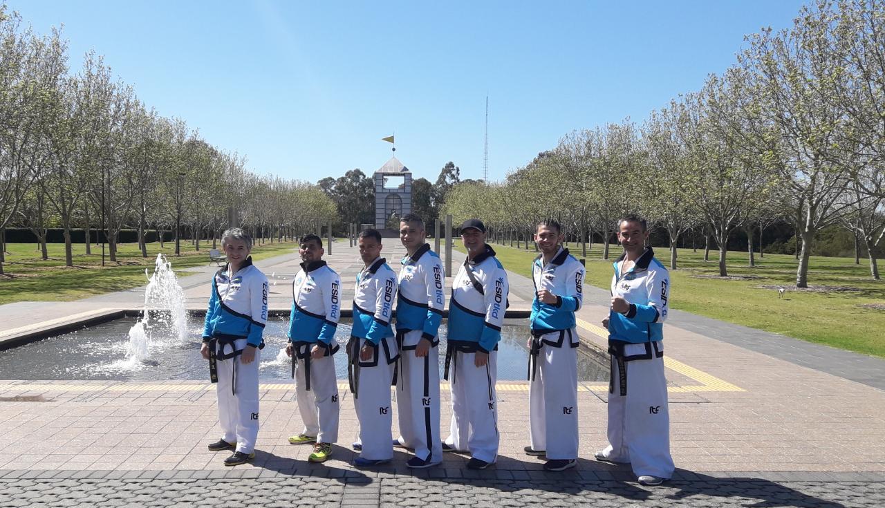 Tekwondo: Plata y Oro para la escuela de Ross