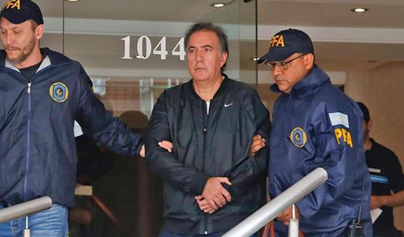Detuvieron al empresario prófugo Oscar Thomas