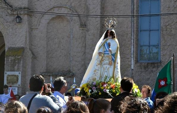 Novena Patronal de la Virgen de La Merced La Carlota 2018: Cronograma